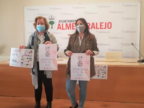 Comercio organiza actividades para fomentar la venta solidaria de Asemce
