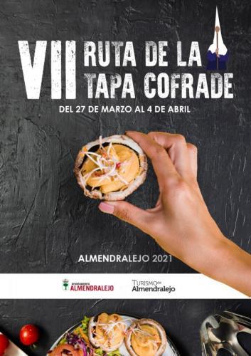 La Ruta de la Tapa Cofrade se celebra del 27 de marzo al 4 de abril y participan 16 establecimientos
