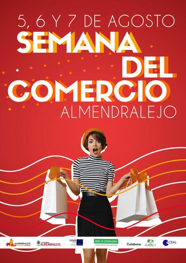 La Semana del Comercio se celebrará del 5 al 7 de agosto con actividades y mercadillo