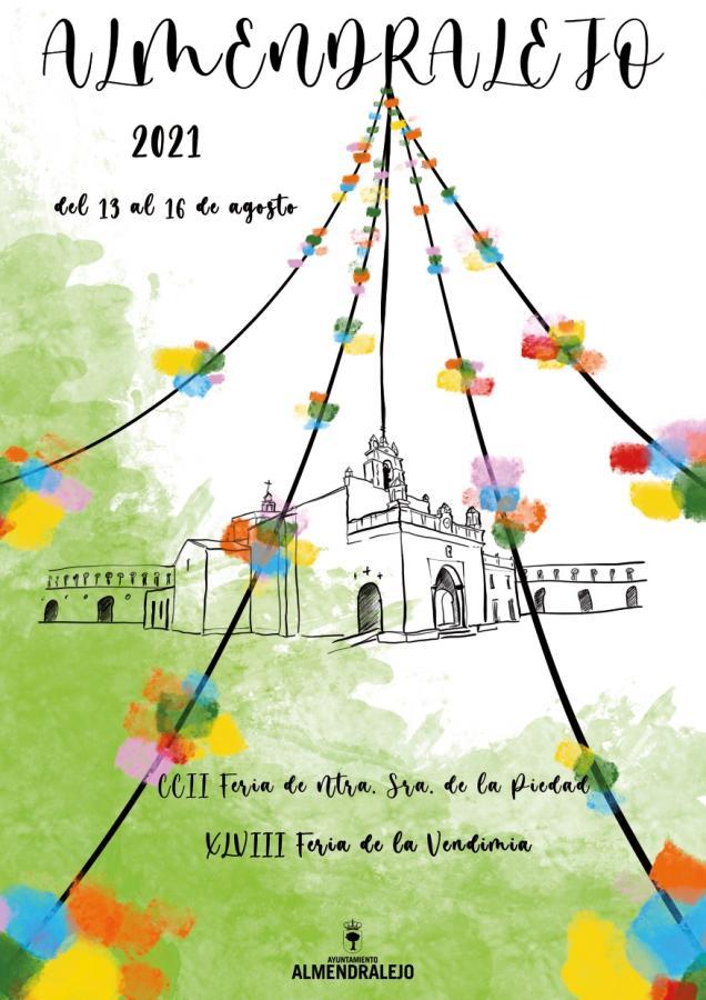 La concejala de Festejos presenta la programación de actividades organizadas en agosto